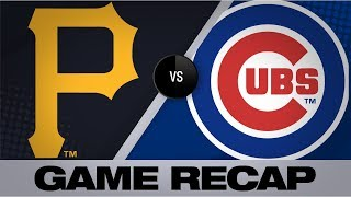 Cubs Score 17 In Win Over Pirates | Pirates Cubs Game Highlights 91319
