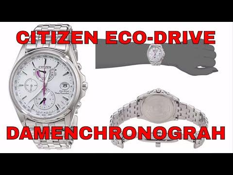 Citizen Damen Armbanduhr Analog Quarz Edelstahl