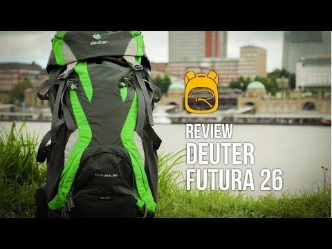 Deuter Futura - Review auf Deutsch - Rucksack Test