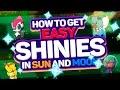 NEW SHINY METHOD IN POKEMON SUN AND MOON! How to Get Shiny Pokemon in Pokemon Sun and Moon!