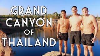 """Facing Fear at Thailand's """"Grand Canyon"""" // Chiang Mai"""