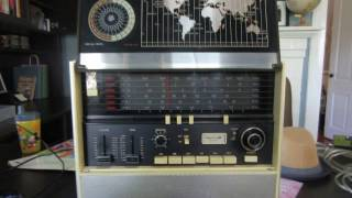 Vintage Channel Master 6 Band Portable Radio - eBay