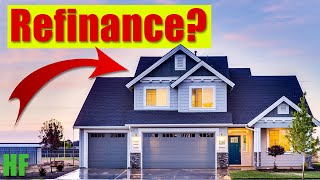 When is the Best Time to Refinance a Mortgage?