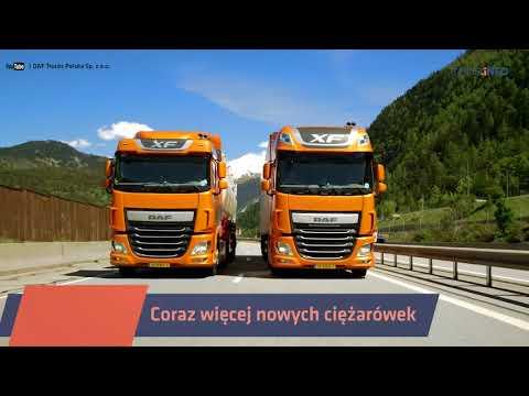 Elektryczny dostawczak Messor I Coraz więcej nowych ciężarówek