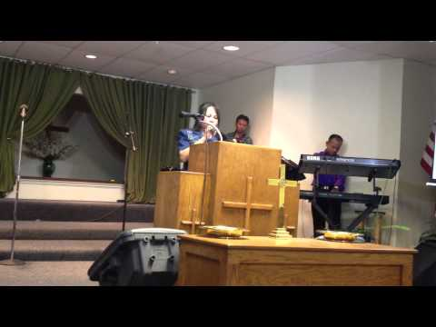 Khmer Christian Special Song by Ms  Lay Bieng