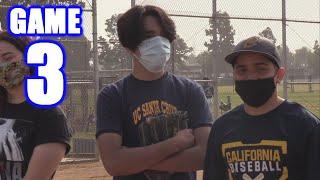 LIL KERSH IS SIX FEET TALL! | On-Season Softball Series | Game 3