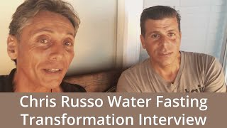 Chris Russo Water Fasting Transformation Interview | Dr. Robert Cassar