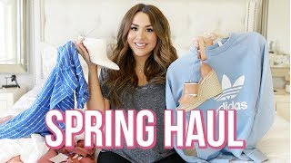 HUGE SPRING CLOTHING HAUL + $500 GIVEAWAY! ALEXANDREA GARZA