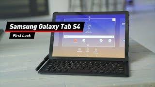 Samsung Galaxy Tab S4 ausprobiert: Das beste Tablet der Welt?