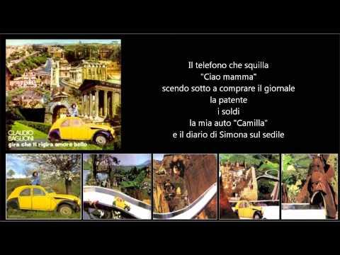CLAUDIO BAGLIONI - 70, 80, 90, 100 ...