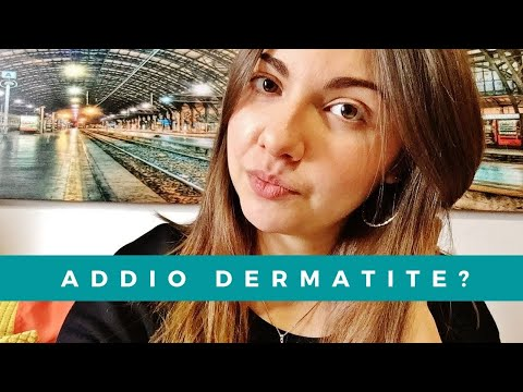 Acqua di mare di neurodermatitis