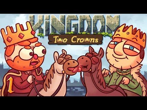 A Cox n Crendom | Kingdom Two Crowns w/ Cox n Crendor | Part 1