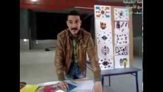 preview picture of video 'حصة تطبيقية مع الأستاذ  يوسف حماس في المعامل التربوية و الأشغال اليدوية'