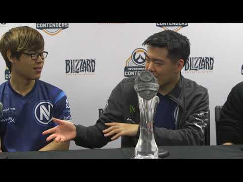 Envy emerges victorious at Contenders