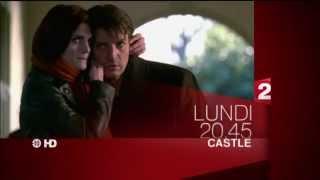 Castle sur France 2 le 04 Aout 2014 - Bande annonce