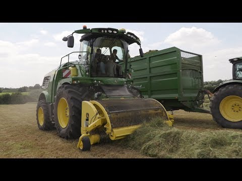 GRASSMEN TV - The New John Deere 9000 Series (Overview)