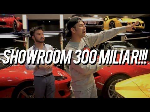 Gw Pilih satu!! Bocorin Isi Showroom Sports Car, Supercar, dan Hypercar 300 Milyar. Gilaaaa!!