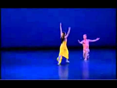 4  MARTHA GRAHAM DANCE COMPANY Diversion of Angels