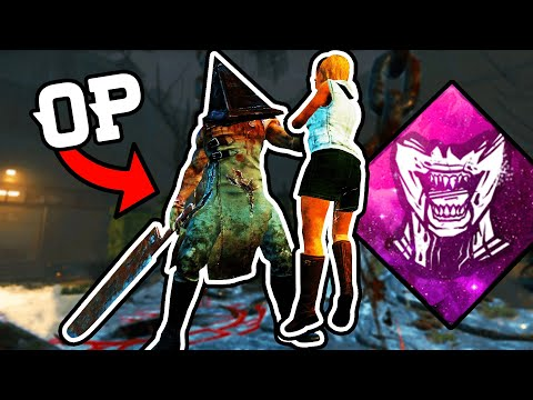 Trying Out New Instant Heal Perk - Dead by Daylight