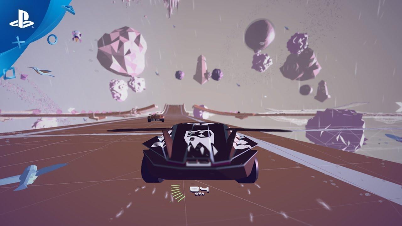 Drive!Drive!Drive! Careens Onto PS4 December 13
