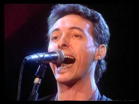 Pedro Aznar video Traición - CM Vivo 1999