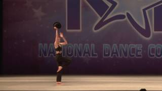 Mister Cellophane Preps Dance Company KAR Dance Competition