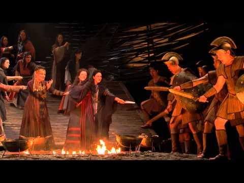 Saison 2013-2014 du Metropolitan Opera au cinéma - Bande annonce