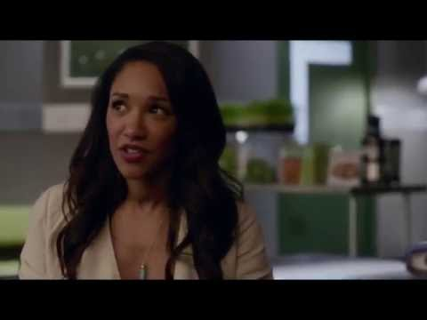 Barry and Iris (3x01 - Flashpoint Part 3/4)