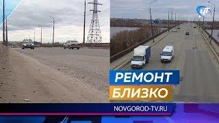 Ремонт Колмовского моста планируют начать в июне