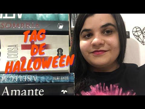 BookTag de Halloween
