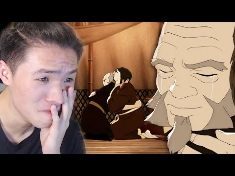 IROH MAKIN ME TEARBEND AGAIN | Sozin's Comet Pt.2 Reaction – Avatar The Last Airbender Book 3 FINALE