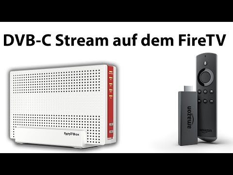 DVB-C IPTV auf dem FireTV mit der Fritz!Box und Kodi