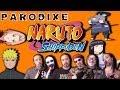 Quand les youtuber parle de Naruto/Naruto Shippuden