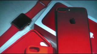 Розыгрыш iPhone 7 plus RED EDITION красного цвета, 256 гб!!! ШОК!!! КРУТЬ!!! Ивангай? EeOneGuy?