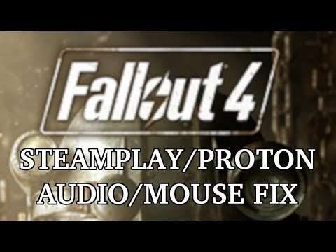 Fallout 4: Can't move mouse more than 90 degrees either way :: Steam