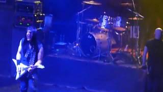 Angeles Del Infierno - Condenados A Vivir Live Colombia 31-03-12