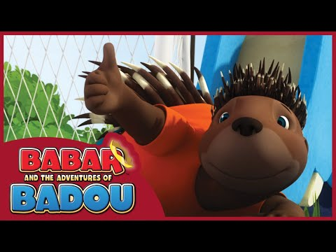 Babar And The Adventures Of Badou Cartoons On Zaphut Com