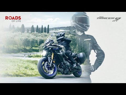 2021 Yamaha Tracer 9 GT in Ishpeming, Michigan - Video 1