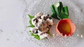宝塚受験生の美肌レシピ〜いさきの湯ぶり 梅味噌〜のサムネイル