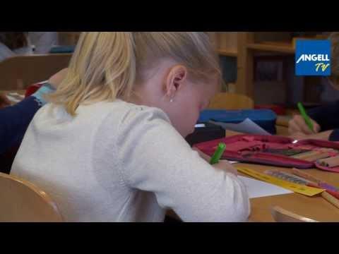 Kinder erklären Freiarbeit: Deutschunterricht in der Montessori-Grundschule