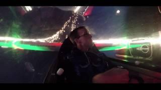 Twilight Glider Aerobatic Airshow by World Champion Johan Gustafsson