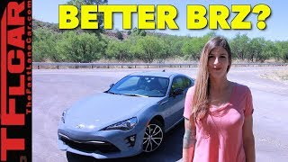 2018 Toyota 86 Review: Is it Better than a Subaru BRZ?   Kholo.pk
