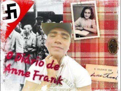 O Diário de Anne Frank ? Resenha Literária ? (The Diary of Anne Frank)
