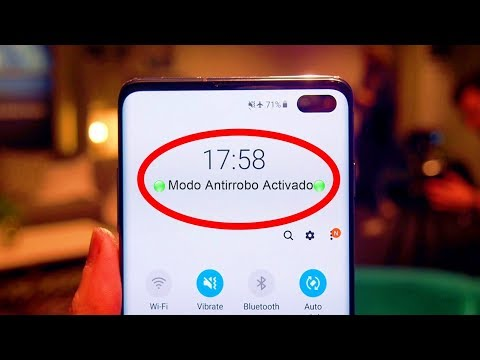 Activa el Modo Antirrobo en Cualquier Teléfono Android 2019!!