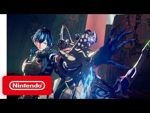 ASTRAL CHAIN – Overview Trailer – Nintendo Switch