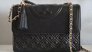 Unboxing: Tory Burch Fleming Convertible Shoulder Bag