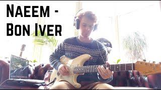 Naeem   Bon Iver Guitar Cover