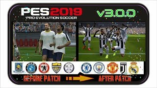 All team official logo kit pes 2019 mobile patch - Thủ thuật máy