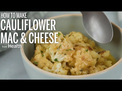 How to Make Cauliflower Mac & Cheese | Health