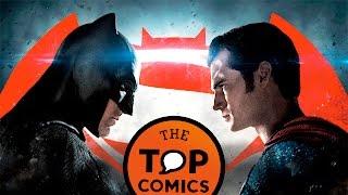 16 Cosas que no sabías de Batman v Superman